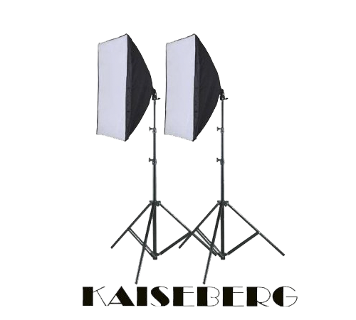 Kaiseberg 150Watt Sürekli Işık Softbox Kit