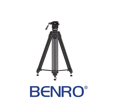 Benro KH-25 Video Tripodu