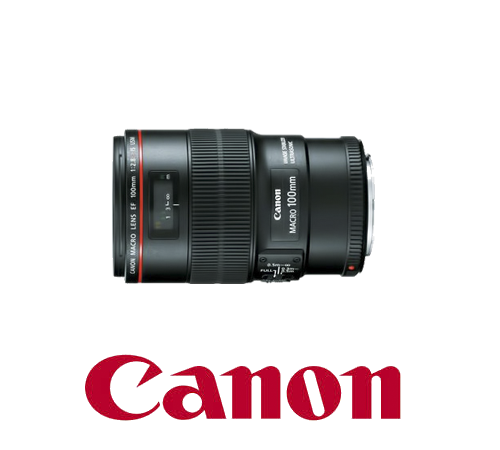 Canon 100 mm Lens
