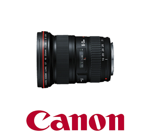 Canon 16-35 mm Lens