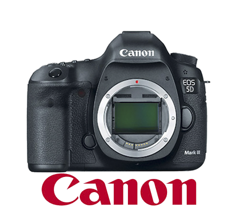 Canon 5D Mark 3 III DSLR