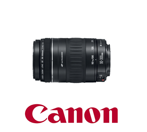 Canon 90-300 mm Lens