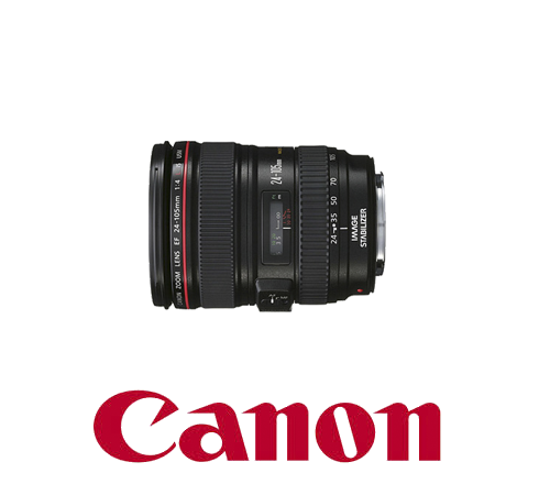 Canon 24-105 mm Lens