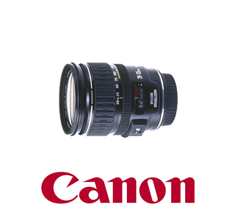 Canon 28-135 mm Lens