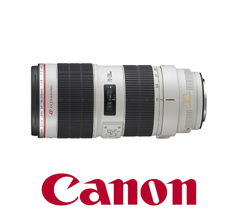 Canon 70-200 mm Lens