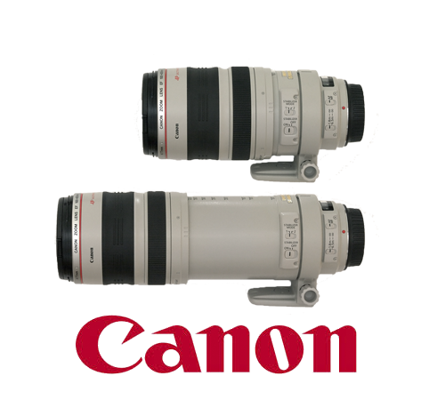 Canon 100-400 mm Lens