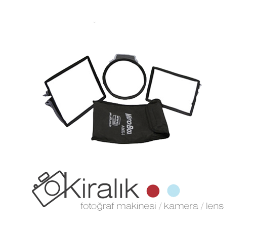 Microbox AMX-3 Softbox Kit