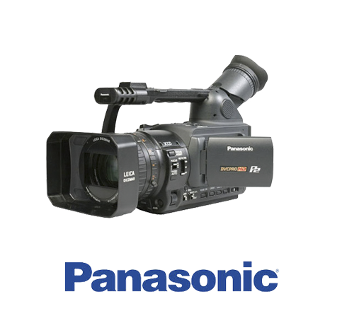 Panasonic P2 Video Kamera