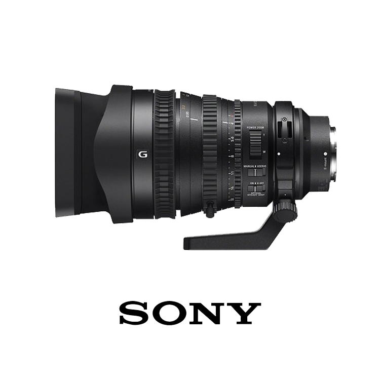 Sony 28-135 mm Cine Lens
